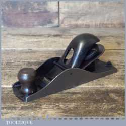 Vintage Stanley No: 110 Block Plane - Fully Refurbished Ready To Use