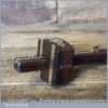 Vintage I. & H. Sorby Rosewood Brass Mortise Gauge - Good Condition