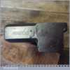 Rare Antique 18th C 5 Reed Beechwood Moulding Plane By William Shepley 1780-99