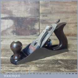 Vintage Stanley No: 4 Smoothing Plane - Fully Refurbished Ready To Use