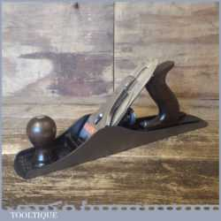 Vintage Stanley England No: 5 Jack Plane - Fully Refurbished Ready To Use