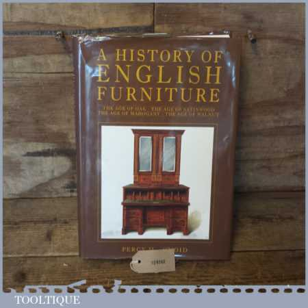 History Of English Furniture Hardback Book By Percy Macquoid