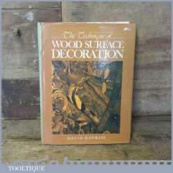 The Technique Of Wood Surface Decoration By David Hawkins