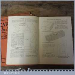 14 No: Vintage Cassell's Carpentry And Joinery Magazines