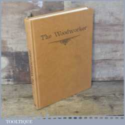 The Woodworker Book Vol 1 By Percival Marshal, Oct 1901