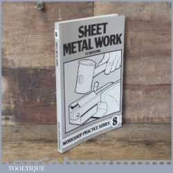 Sheet Metal Work Book By R E Wakeford