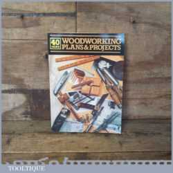 40 More Woodworking Plans And Projects by Bernard C Cooper