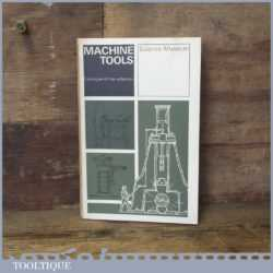 Science Museum Collection Book Of Machine Tools Catalogue