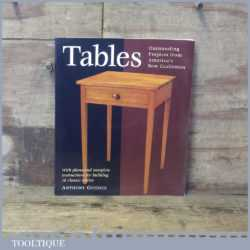 Tables Book Understanding Projects From America's Best Craftsmen