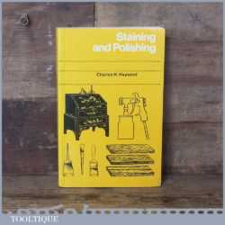 Staining and Polishing book by Charles H