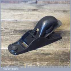 Vintage Stanley England No: 102 Block Plane - Fully Refurbished Ready To Use