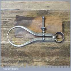"""Vintage Moore & Wright 5"""" Outside Callipers - Fully Refurbished"""