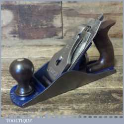 Vintage Record No: 04 SS Stay Set Smoothing Plane 1952-58 - Fully Refurbished