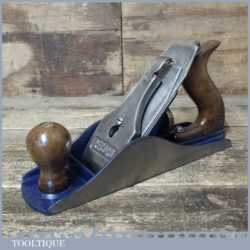 Vintage Record No: 04 ½ Wide Bodied Smoothing Plane 1952-58 - Fully Refurbished