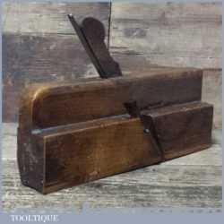 Antique Griffiths Norwich No: 16 Beechwood Rounding Moulding Plane
