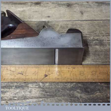 Vintage Pre-War Norris A6 Parallel Sided Dovetailed Smoothing Plane