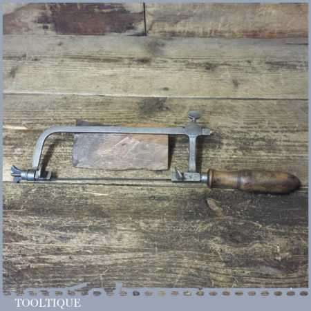 Vintage German Made Jeweller's Piercing Saw - Good Condition