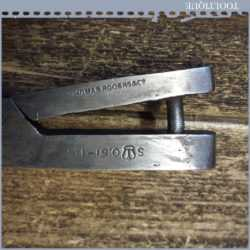 Vintage Thomas Rogers & Co 1951 Leatherworker's Eyelet Extracting Pliers