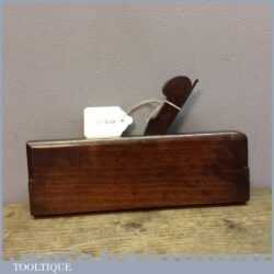 Vintage Ogee Moulding Plane By J Ashman - Old Woodworking Tool
