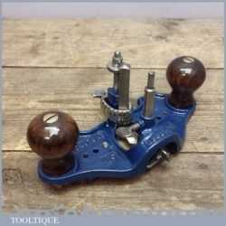 Vintage Record No: 071 Router Plane Fully Refurbished