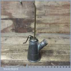 T16240 – Antique Pressol spezial oil can or oiler in good used condition