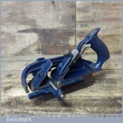 Vintage Record No: 078 Duplex Rabbet Plane - Fully Refurbished