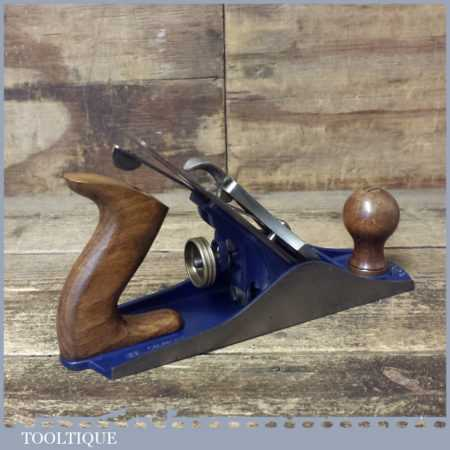 Vintage Record No: 04 Smoothing Plane - Fully Refurbished Ready To Use