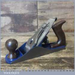 Vintage Record No: 04 Smoothing Plane 1952-58 - Fully Refurbished Ready To Use