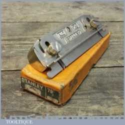 Stanley No: 79 Side Rabbet Plane Complete With Box