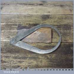 """Vintage Buck & Hickman 6 ¼"""" Outside Calipers 1940 - Good Condition"""