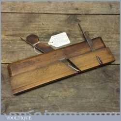 Antique late 18th Century John Taylor of Liverpool (early mark) Rare Dado Plane
