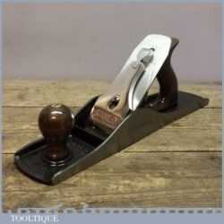 Vintage Stanley No: 5 ½ Wide Bodied Fore Plane - Old Woodworking Tool
