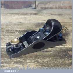 Vintage Stanley No: 9 ½ Adjustable Throat Block Plane - Fully Refurbished
