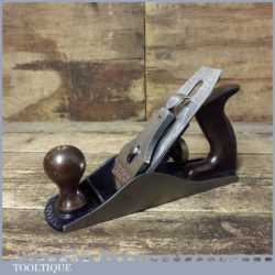 Vintage Record No: 04 Smoothing Plane 1932-39 - Fully Refurbished