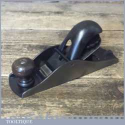 Vintage English No: 110 Block Plane - Fully Refurbished Ready To Use