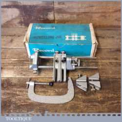 Vintage Boxed Record No: 148 Dowelling Jig - Good Condition