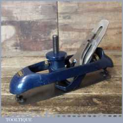 Vintage Record No: 020C Circular Compass Plane - Fully Refurbished Ready To Use