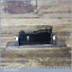 Vintage WW2 Gunners Inclinometer - Good Condition