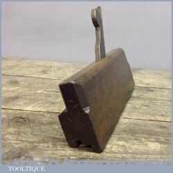 Vintage Groove Moulding Plane In good Condition - Old Woodworking Tool