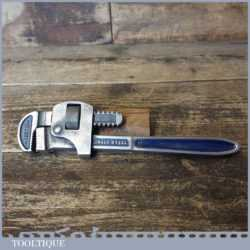 Vintage Record 10″ Stillson Pipe Wrench - Good Condition