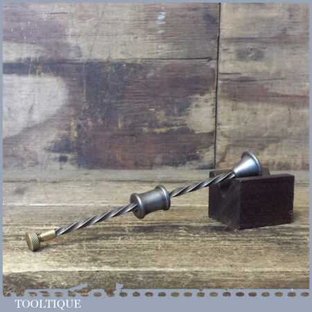 """Vintage 7"""" Archimedes Drill Made By Hobbies Dereham - Good Condition"""