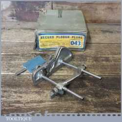 Vintage Boxed Record No: 043 Plough Plane Complete - Fully Refurbished