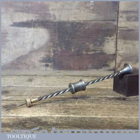 """Vintage 7 ½"""" Archimedes Drill Made By Hobbies Of Dereham - Good Condition"""