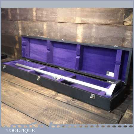 Note: The box is 130cm long and weighs 20 kilos so this needs to be packed separately as it cannot be added in with tools. Please order separately. UK ship only....