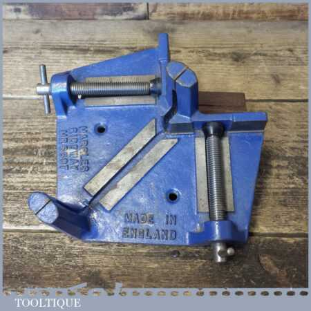 Boxed Marples No: 6807 Mitre Saw Cutting Vice Square Guide Clamp