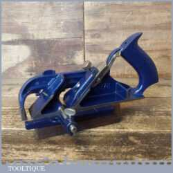 Vintage Record No: 078 Duplex Rabbet Plane Complete - Fully Refurbished