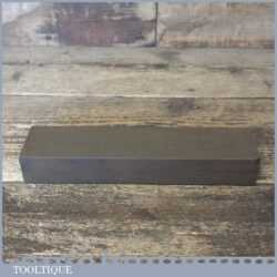 """Vintage 8""""x 1 ¾"""" x 1 ¼"""" Fine Oil Stone Good Used Condition- Lapped Flat"""