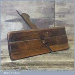 Antique Griffiths Norwich No: 5 Beechwood Hollowing Moulding Plane