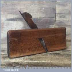 Vintage Atkin & Sons Ltd Hollowing Beechwood Moulding Plane - Good Condition