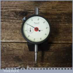 Vintage Mercer Imperial Dial Gauge - Good Condition